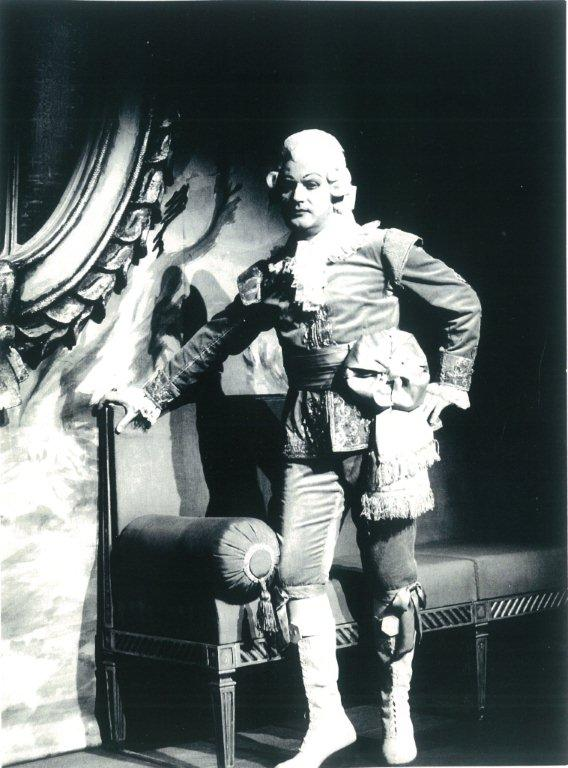 """Giuseppe Verdi """"Bal Maskowy"""" Ricardo Warszawa, 13 luty 1977"""