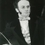 """Fr. Schubert """"Domek trzech dziewcząt"""" Schubert, Kraków, 17 grudzień 1958"""