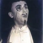 """Jan Strauss """"Zemsta Nietoperza"""" Gabriel Eisenstein, Kraków, 3 październik 1959"""
