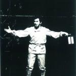 """Giacomo Puccini """"Turandot"""" Kalaf, Warszawa, 15 grudzień 1984"""